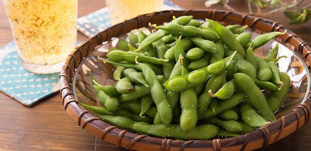 【冷凍】収穫後すぐ加工!うまみ枝豆(北海道産)