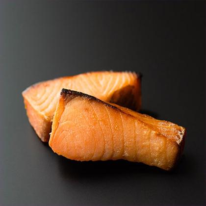 オイシックスのおせち豪華海鮮オードブル萬福キングサーモン西京焼
