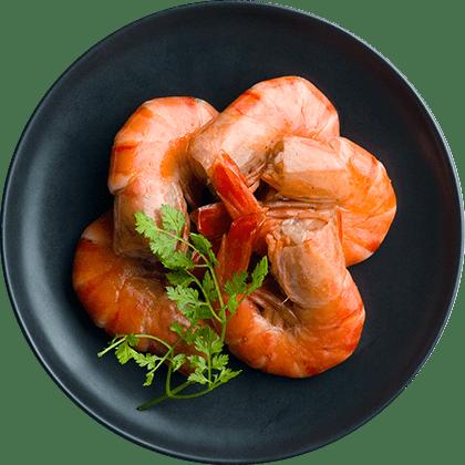 オイシックスのおせち料理で彼女を喜ばすならDEAN&DELUCAオードブルがおすすめ 海老のパプリカマリネ