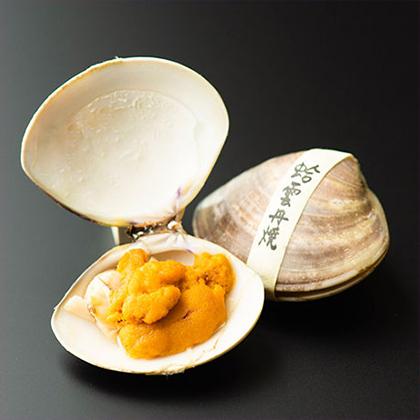 オイシックスのおせち豪華海鮮オードブル萬福 蛤雲丹焼
