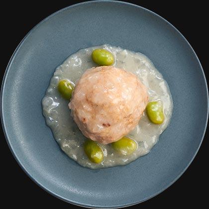 オイシックスのおせち料理!酒好き一人暮らし向けのオードブルおせち『DEAN&DELUCA』豚肉のポルペッティーニ