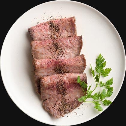 オイシックスのおせち料理!酒好き一人暮らし向けのオードブルおせち『DEAN&DELUCA』黒毛和牛のローストビーフ