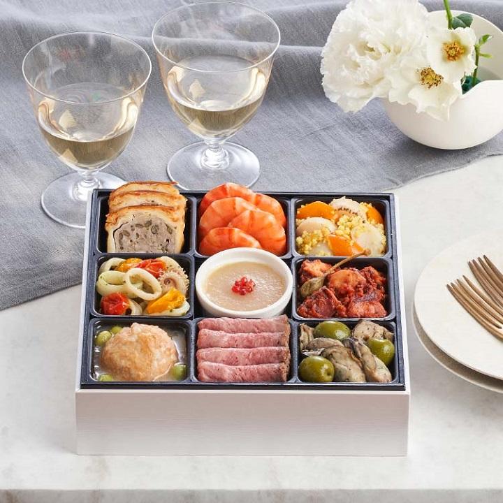 オイシックスのおせち料理の最新人気ランキング!売上ベスト3!DEAN&DELUCAオードブル