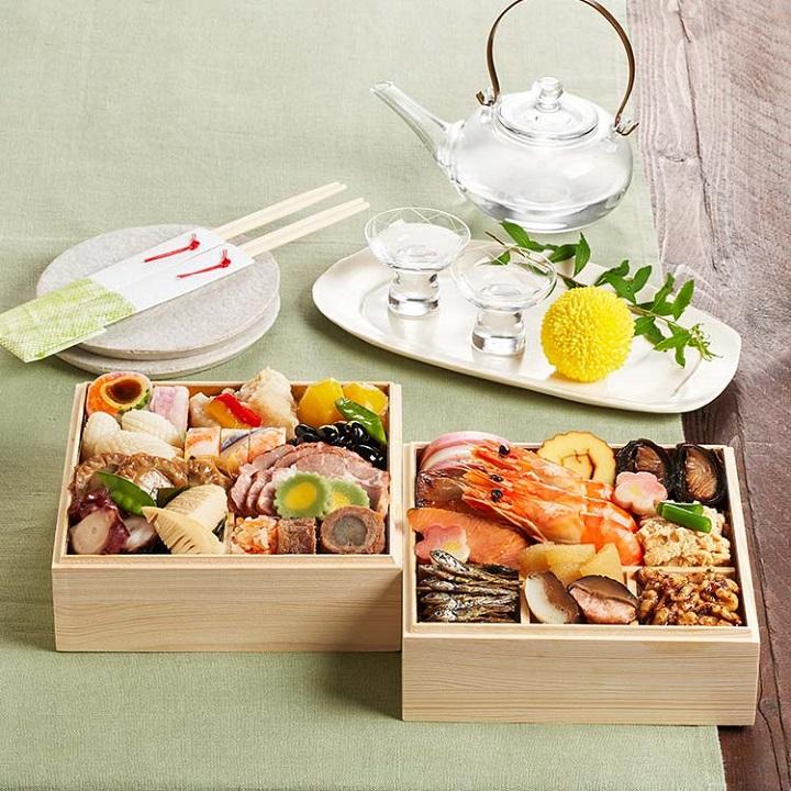 オイシックスのおせち料理の最新人気ランキング!売上ベスト3!福寿