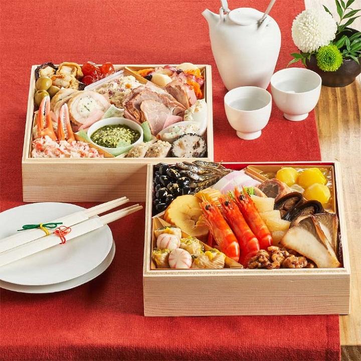 オイシックスのおせち料理の最新人気ランキング!売上ベスト3!第1位『高砂』