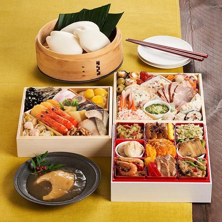 オイシックスのおせち料理の最新人気ランキング!売上ベスト3!高砂×本格中華オードブル