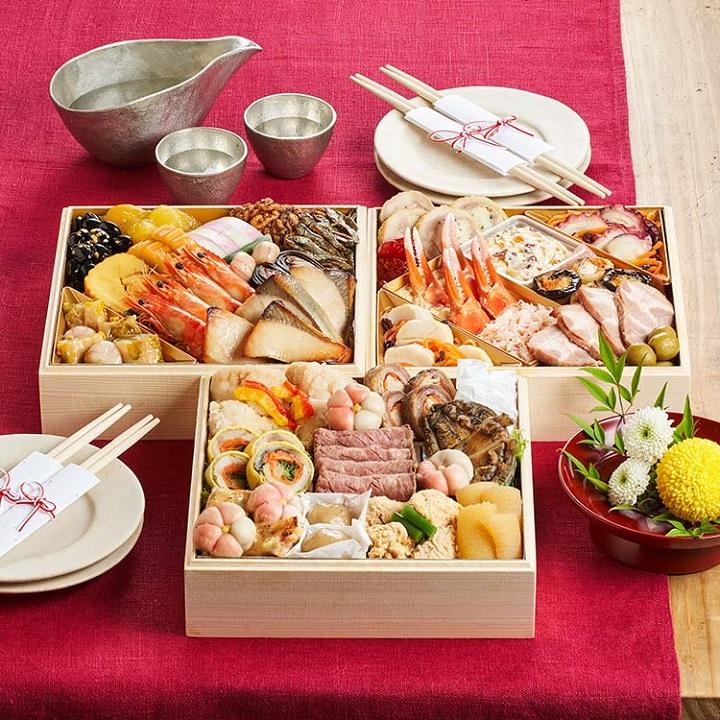 オイシックスのおせち料理の最新人気ランキング!売上ベスト3!上高砂豊